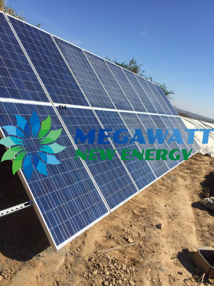 3kw Solar Water Pumping System In Neimenggu China Solar