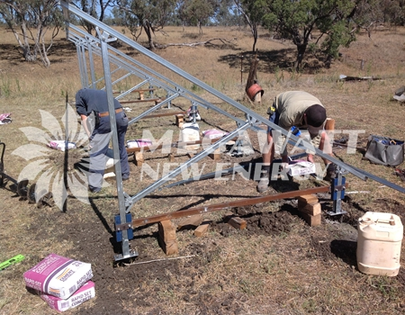Solar Irrigation System Project In Australia Solar