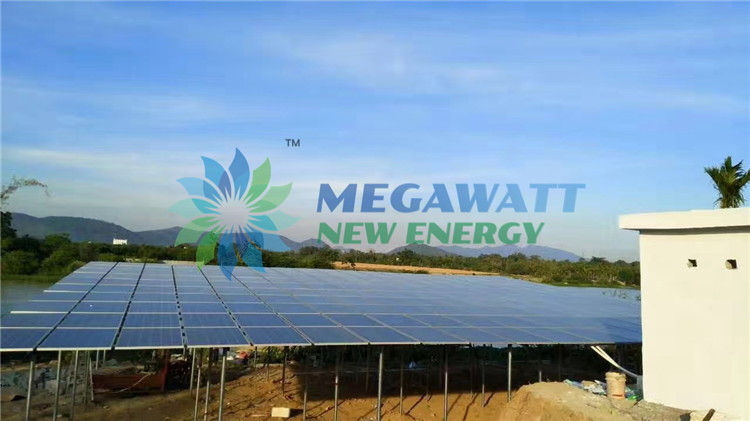 26KW Solar Powered Water Pumping System in Hainan,