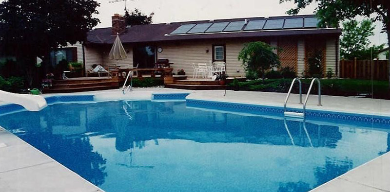 Solar Powered Water Pumps for Swimming Pool
