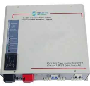 Mains Frequency Off-grid Solar Inverter